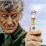 Third Doctor Avatar